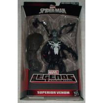 Marvel Legends Figura Superior Venom Nueva Y Original $450