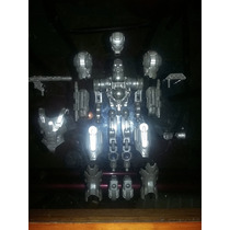 Iron Man 2 War Machine Magnetico Mega Bloks