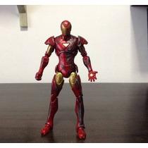 Figura De Colección Ironman Custom (sr)