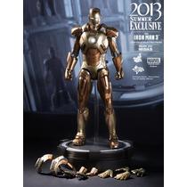 Iron Man Mark 21 Xxi (midas) Hot Toys Vbf