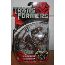 Transformers Scorponok Decepticon Primera Serie, En Mano!
