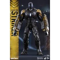 Iron Man Mark Xxv 25 Striker Sixth Scale Figure By Hot Toys