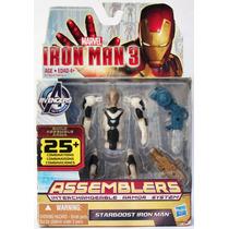 Starboost Iron Man 3 Assemblers Marvel Armor System