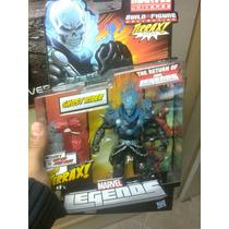 Marvel Legends Ghost Rider, Nuevo Y Cerrado, Terrax Series!!