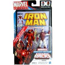 Silver Centurion Vs Mandarin Marvel Universe Comic Pack