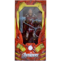 Iron Man De Neca 18 O 45 Cm Version Avengers Dañada Oferta