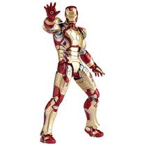 Revoltech No. Lr-043 Kaiyodo Iron Man Mark Xlii Ironman