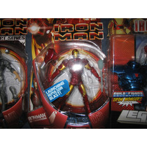 Marvel Legends Ironman Mark Iii Movie/pelicula Series