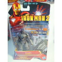 Iron Man 2 Mark I Al Vi En Blister Super Paquete Avengers