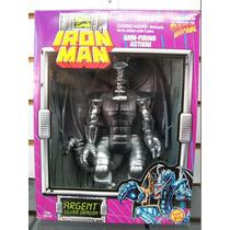 Argent Silver Dragon Foom Iron Man Toy Biz