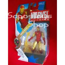 Marvel Universe: Ironman # 021 S.h.i.e.l.d. Clásico!!!