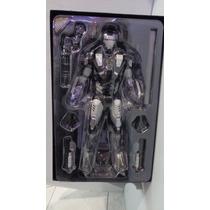 Hot Toys Iron Man 2 War Machine Exclusivo / Versión Especial