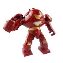 Figura Grande De 7.5 Cm Ironman Hulkbuster Minifiguras