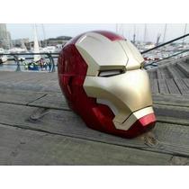 Iron Man Mark 42 / 43 Casco Escala 1/1 Nuevo No Hot Toys