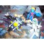 Lote De 4 Super Hero Squad X-men Emma Wolverine Arcangel Nit
