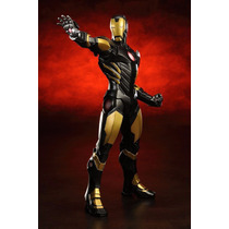 Kotobukiya Iron Man Marvel Now Artfx + Figura Coleccionable