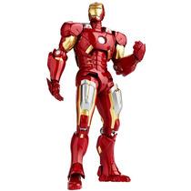Revoltech No. Lr-041 Kaiyodo Iron Man Mark Vii Ironman Ajff