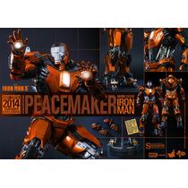 Hot Toys Iron Man Mark Xxxvi Peacemaker Exclusivo 1/6 Nuevo