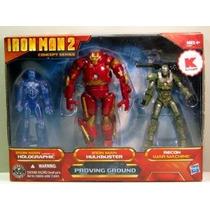 Iron Man 2 Película Exclusivo Concept Serie 4 Pulgadas Figur