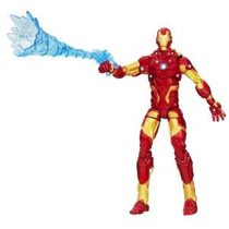 Marvel Avengers Infinito Serie Edad Heroica Iron Man Figura
