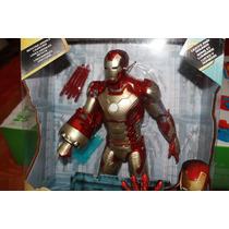 Iron Man Ataque Sonico Mn4