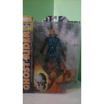 Marvel Select Ghost Rider Nuevo Y Cerrado Ganalo En Oferta
