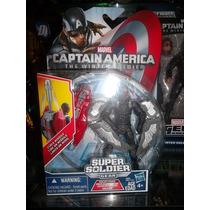Falcon Capitan America Winter Soldier Estilo Marvel Universe
