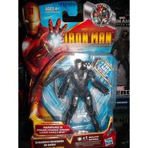 War Machine Con Luz Iron Man Marvel Universe Warmachine