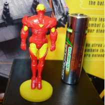 Marvel Mini Figura De Ironman Tipo Huevo Kinder ¡¡¡remate!!!