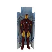 El Invencible Iron Man Figura Articulada, Original De Hasbro