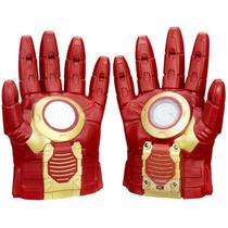 Civil War Iron Man Guantes Repulsores Luces Y Sonido En Mano