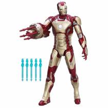 Muñerco De Hasbro: Iron Man 3