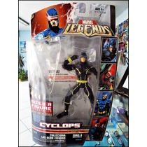 Marvel Legends,cyclops,serie Brood Queen,rempacado Sin Baf.