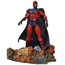 Diamond Select Toys Marvel Select: Magneto Figura De Acción