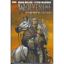 Wolverine Old Man Logan Hardcover Variant Turner Hm4