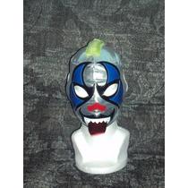 Wwe Cmll Aaa Mascara De Psycho Circus Psycho Clown P/niño