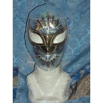 Wwe Cmll Aaa Mascara De Luchador Mistico P/niño.