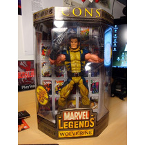 Wolverine Marvel Legends Icons