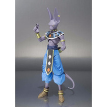 S.h Figuarts Bills Beerus Dragon Ball Z Dam / Preventa