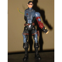 Cyclops Stealth P/custom Marvel Legends X Men Spiderman Hulk