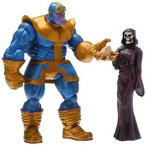 Figura Diamond Select Toys Marvel Select Thanos Acción