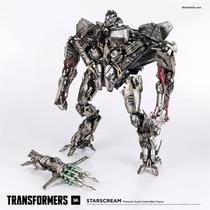 Threezero 3a Transformers Starscream Figura Dam / Preventa