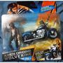 Wolverine Con Moto
