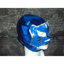 Wwe Cmll Aaa Mascara De Blue Panther P/niño