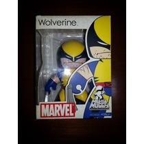 Marvel Mighty Muggs Wolverine Universe Squad Funko Select
