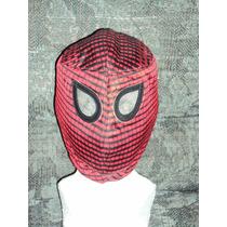 Mascara De Luchador Spiderman P/niño.