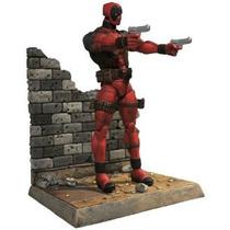 Diamond Select Toys Marvel Select: Deadpool Figura De Acción