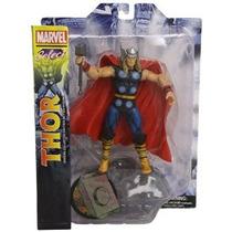 Figura Diamond Select Toys Marvel Clásico Acción Thor