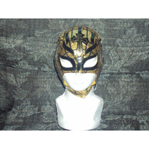 Wwe Aaa Mascara De Luchador Rey Misterio Spiderman P/niño