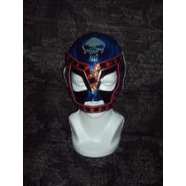 Wwe Cmll Aaa Mascara De Luchador Mr Niebla P/niño